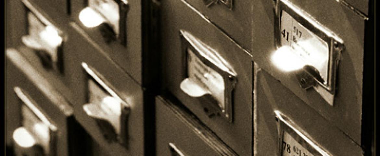 Виды и разновидности документов, хранящихся в архивах БТИ