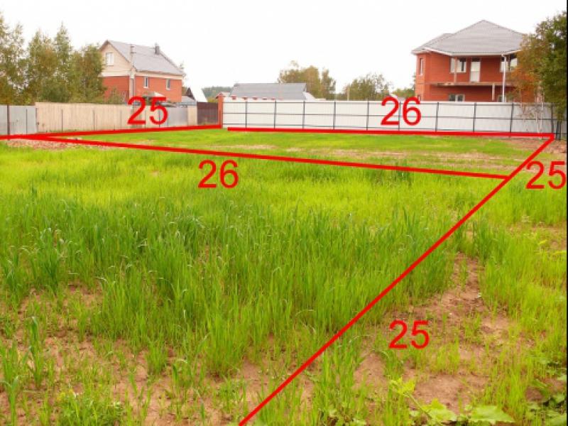 Как продать участок земли полученный