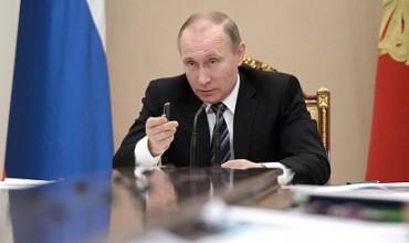 Путин подписал поручения по жилью и благоустройству